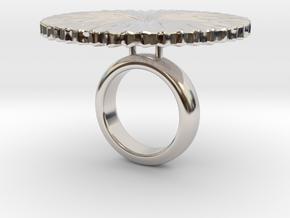 Brosmo - Bjou Designs in Rhodium Plated Brass