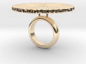 Brosmo - Bjou Designs in 14k Gold Plated Brass