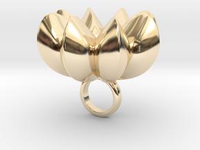 Willok - Bjou Designs in 14k Gold Plated Brass