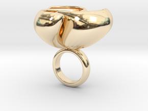 Torllino - Bjou Designs in 14k Gold Plated Brass
