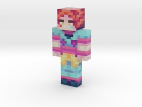 cucurbitas | Minecraft toy in Natural Full Color Sandstone
