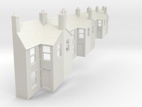 zps-76-152-rev-terrace-house-backs in White Natural Versatile Plastic