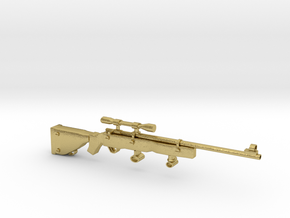 SniperRifle82Astralian in Natural Brass