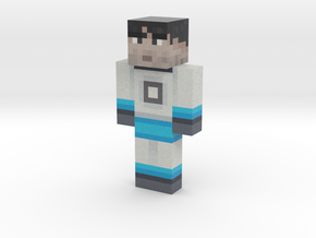 sips_ | Minecraft toy in Natural Full Color Sandstone
