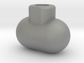 Brompton handlebar catch nipple in Gray Professional Plastic