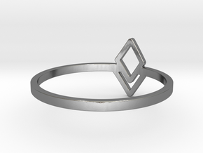 ATHENA - Bracelet in Polished Silver: Extra Small