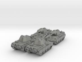 1/220 Pz.V Panther Shurtzen in Gray PA12