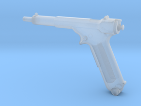 1/6 Hino-Komuro Pistol in Smooth Fine Detail Plastic