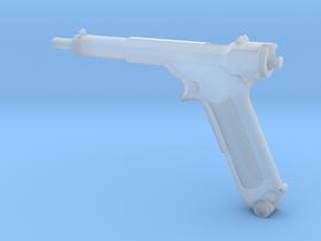 1/4 Hino-Komuro Pistol in Smooth Fine Detail Plastic