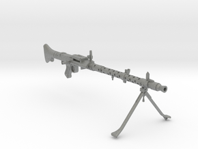 MaschinenGewehr 34 (1:18 Scale)-PASSED- in Gray PA12: 1:18
