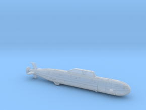 AKULA 3 - 1800 in Smooth Fine Detail Plastic