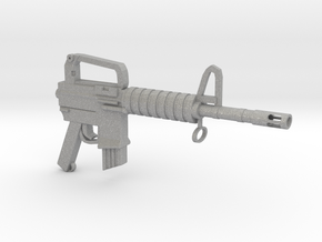 CAR15 SMG in Aluminum