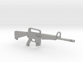 M16A1 v1 in Aluminum
