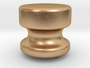 Test weight 1 g in Natural Bronze
