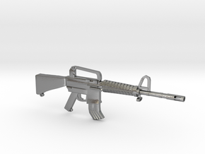 M16A2 in Natural Silver