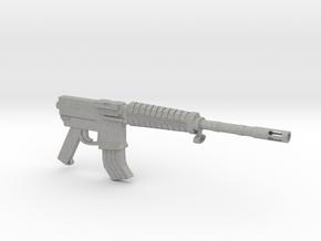 M16A2 SMG in Aluminum