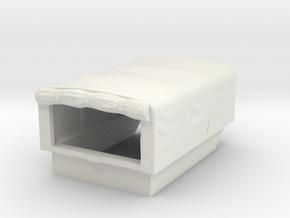 RSO canopy scale 1/100 in White Natural Versatile Plastic