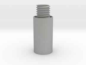 Shake it! Earring Bottom in Aluminum