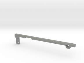 ThumbRail (Neck)-fits Fender Geddy Lee Jazz in Gray Professional Plastic