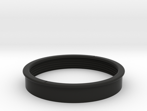 Distance Bracelet : Part 2 in Black Premium Versatile Plastic