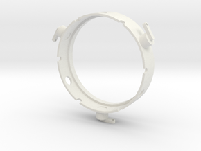 Casing adapter for LRB255/LB28 1500mm in White Natural Versatile Plastic