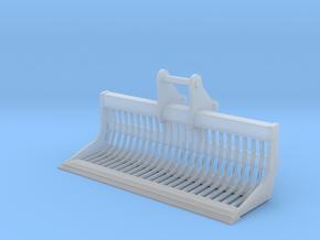 Brede Puinbak 12-18 ton range in Smoothest Fine Detail Plastic
