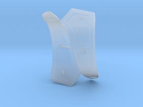 shoulder supplement cuirass bill paxton hudson ali in Smooth Fine Detail Plastic: 1:18
