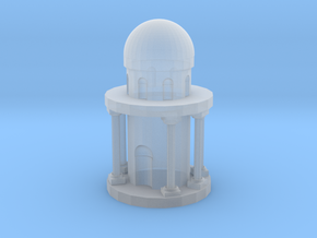 Roman Cathedral in Smooth Fine Detail Plastic