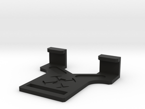 Yuneec Mantis Q Tablet Holder in Black Natural Versatile Plastic
