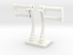 1.6 PALONNIER LAMA in White Processed Versatile Plastic