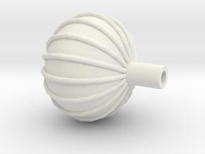 Hydro Copter Float in White Natural Versatile Plastic: Medium