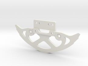 Mc Laren - Renfort & support carrosserie in White Natural Versatile Plastic