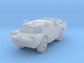 BRDM 2 UM 1/144 in Smooth Fine Detail Plastic