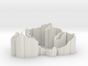 Eiger Ultra Trail E101 xX in White Natural Versatile Plastic