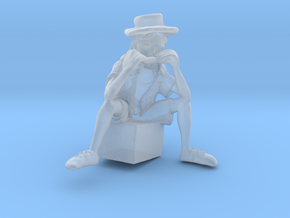 Street Harmony - Sculpted in Virtual Reality in Smooth Fine Detail Plastic