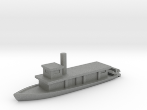 1/600 Generic ACW Tug (Paddle Wheel) in Gray Professional Plastic