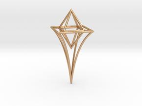 Celestial Scepter in Natural Bronze