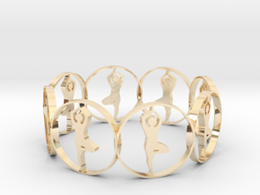 13 (2) in 14K Yellow Gold