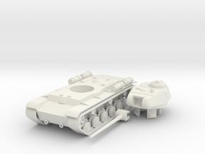 1/100 KV-85 in White Natural Versatile Plastic