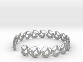one size 6 ring 18.11 mm in Aluminum