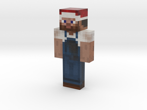 PixelRanch | Minecraft toy in Natural Full Color Sandstone