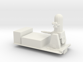 1/87 Scale HEMITT CIWS Upgrade Kit in White Natural Versatile Plastic