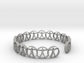 size 6 ring 18.11 mm in Aluminum