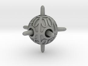 Sputnik d10 Decader in Gray PA12