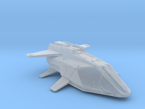 Elite Dangerous Federal Dropship in Smooth Fine Detail Plastic