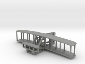 1903 Wright Flyer in Gray Professional Plastic: 1:200