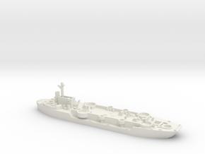 1/300 Scale LCF4 in White Natural Versatile Plastic