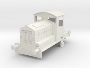 b-43-north-sunderland-aw-the-lady-armstrong-loco in White Natural Versatile Plastic