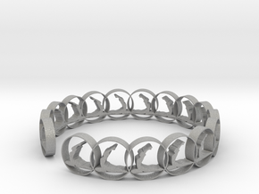 size 6 18.11mm ring (1) in Aluminum