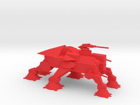 AT-TE in Red Processed Versatile Plastic